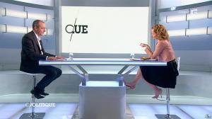 Caroline Roux dans C Politique - 16/03/14 - 09
