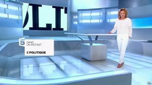 Caroline Roux dans C Politique - 18/05/14 - 01