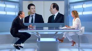 Caroline Roux dans C Politique - 18/05/14 - 03