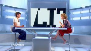 Caroline Roux dans C Politique - 22/06/14 - 03