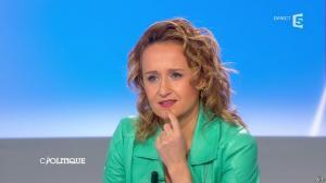 Caroline Roux dans C Politique - 26/01/14 - 04