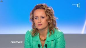 Caroline Roux dans C Politique - 26/01/14 - 06