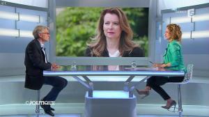 Caroline Roux dans C Politique - 26/01/14 - 07