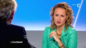 Caroline Roux dans C Politique - 26/01/14 - 10