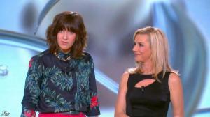 Daphné Burki et Laurence Ferrari dans le Tube - 22/03/14 - 02