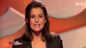 Faustine Bollaert dans Accès Privé - 11/12/10 - 01