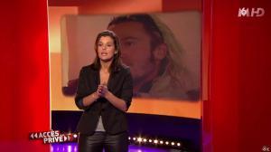 Faustine Bollaert dans Accès Privé - 11/12/10 - 03