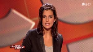 Faustine Bollaert dans Accès Privé - 11/12/10 - 09