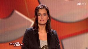 Faustine Bollaert dans Accès Privé - 11/12/10 - 11