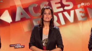 Faustine Bollaert dans Accès Privé - 11/12/10 - 15