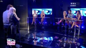 Florine, Stéphanie et Nadege Lacroix dans Secret Story - 06/09/13 - 17
