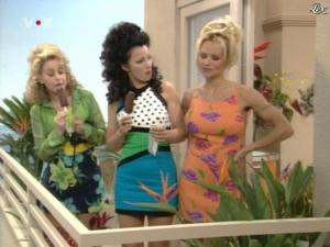 Fran Drescher et Pamela Anderson dans Die Nanny - 05/08/09 - 01