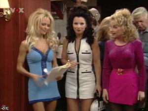 Fran Drescher et Pamela Anderson dans Die Nanny - 05/08/09 - 10