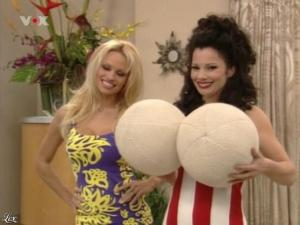 Fran Drescher et Pamela Anderson dans Die Nanny - 05/08/09 - 14