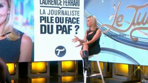 Laurence Ferrari dans le Tube - 22/03/14 - 12