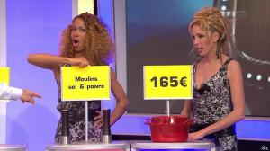 Les Gafettes, Doris Rouesne et Nadia Aydanne dans le Juste Prix - 27/01/11 - 06