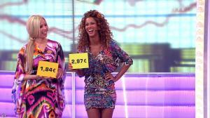 Les Gafettes, Doris Rouesne et Nadia Aydanne dans le Juste Prix - 27/09/13 - 09