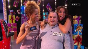 Les Gafettes, Fanny Veyrac et Doris Rouesne dans le Juste Prix - 20/01/11 - 06