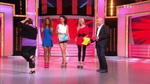 Les Gafettes, Fanny Veyrac, Doris Rouesne et Nadia Aydanne dans le Juste Prix - 16/09/13 - 17