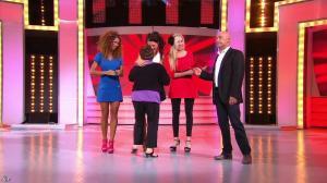 Les Gafettes, Fanny Veyrac, Doris Rouesne et Nadia Aydanne dans le Juste Prix - 16/09/13 - 18