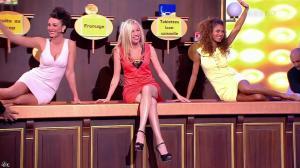 Les Gafettes, Fanny Veyrac, Doris Rouesne et Nadia Aydanne dans le Juste Prix - 19/09/13 - 01