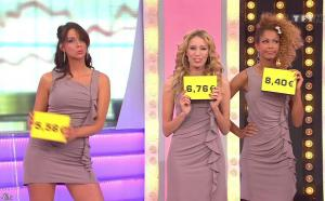 Les Gafettes, Fanny Veyrac, Doris Rouesne et Nadia Aydanne dans le Juste Prix - 20/01/11 - 15