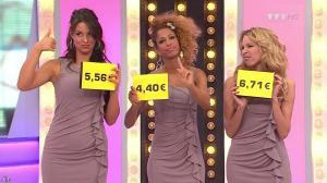 Les Gafettes, Fanny Veyrac, Doris Rouesne et Nadia Aydanne dans le Juste Prix - 20/01/11 - 16