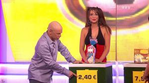 Fanny Veyrac dans le Juste Prix - 19/01/11 - 14