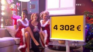 Les Gafettes, Fanny Veyrac et Nadia Aydanne dans le Juste Prix - 13/12/10 - 12