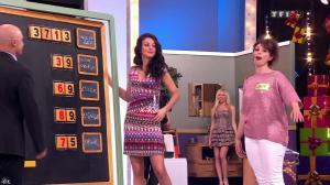 Les Gafettes, Fanny Veyrac et Nadia Aydanne dans le Juste Prix - 26/09/13 - 08