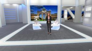 Sandrine Quétier dans Euro Millions - 17/06/14 - 02