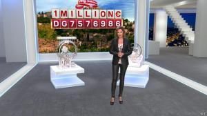 Sandrine Quétier dans Euro Millions - 17/06/14 - 06