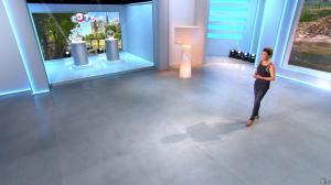 Sandrine Quétier lors du Tirage du Loto - 18/06/14 - 02