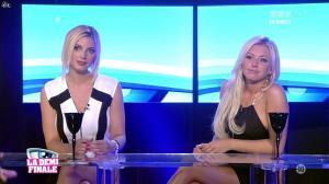 Stéphanie et Nadege Lacroix dans Secret Story - 06/09/13 - 10