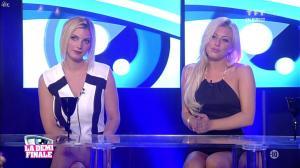 Stéphanie et Nadege Lacroix dans Secret Story - 06/09/13 - 13