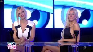 Stéphanie et Nadege Lacroix dans Secret Story - 06/09/13 - 16
