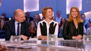 Valérie Amarou dans le Grand Journal de Canal Plus - 04/03/14 - 01