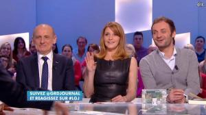 Valérie Amarou dans le Grand Journal de Canal Plus - 07/03/14 - 02