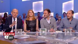 Valérie Amarou dans le Grand Journal de Canal Plus - 07/03/14 - 03