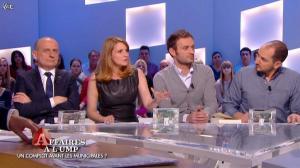 Valérie Amarou dans le Grand Journal de Canal Plus - 07/03/14 - 05