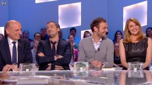 Valérie Amarou dans le Grand Journal de Canal Plus - 07/03/14 - 12