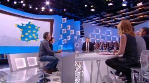 Valérie Amarou dans le Grand Journal de Canal Plus - 07/03/14 - 14