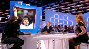 Valérie Amarou dans le Grand Journal de Canal Plus - 19/02/14 - 04