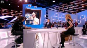 Valérie Amarou dans le Grand Journal de Canal Plus - 19/02/14 - 08