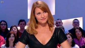 Valérie Amarou dans le Grand Journal de Canal Plus - 19/02/14 - 11