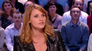 Valérie Amarou dans le Grand Journal de Canal Plus - 21/02/14 - 07