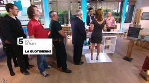 Valérie Durier dans la Quotidienne - 20/05/14 - 02