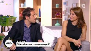 Valérie Durier dans la Quotidienne - 21/11/13 - 10