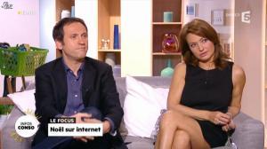 Valérie Durier dans la Quotidienne - 21/11/13 - 12