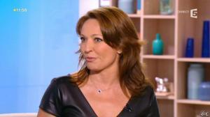 Valérie Durier dans la Quotidienne - 23/04/14 - 12